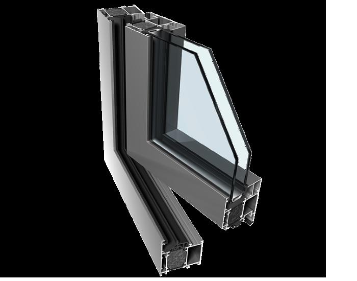 Okno PE 68 HI